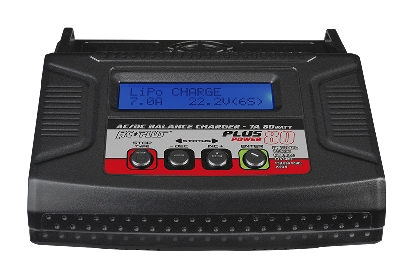 RC power plus 80 watt charger